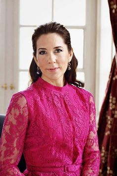 Crown Princess Mary of Denmark Princesa Mary, Crown Princess Mary, Mary Donaldson, Marie Chantal Of Greece, Prince Frederick, Princess Marie Of Denmark, Queen Margrethe Ii, Danish Royalty, Danish Royal Family