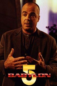 Babylon 5- Michael Garibaldi - Jerry Doyle