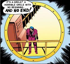 Existential crisis.