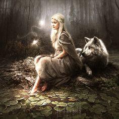 Enchanted Forest.. by J-u-d-a-s.deviantart.com on @deviantART