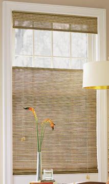 Duofold, top down bottom up, blinds are available in tons of styles. Here is a woven shade from Next Day Blinds