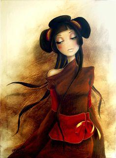 Art by Misstigri