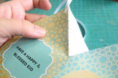 FREE Printable Eid Lantern template