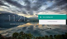 Visioconférence : voici Google Meet, déclinaison professionnelle de Hangouts - http://www.frandroid.com/android/applications/google-apps/415921_visioconference-voici-google-meet-declinaison-professionnelle-de-hangouts  #Android, #ApplicationsAndroid, #Google, #GoogleApps, #Marques