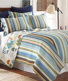 This On The Go Quilt Set by Levtex Home is perfect! #zulilyfinds