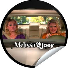 Melissa & Joey: A Pair of Sneakers...Take the wheel and watch and all new episode of Melissa & Joey! Don't forget to check-in with GetGlue.com for this speedy sticker!