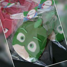 #geko #pjmasks #biscotti #compleanno #pdz
