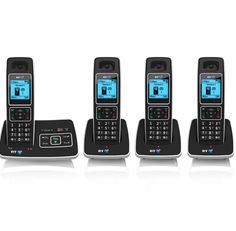 BARGAIN BT 6500 Cordless DECT Phone with Answer Machine and Nuisance Call Blocking (Pack of 4) JUST £64.99 At Amazon - Gratisfaction UK Flash Bargains #flashbargains #gratappliances