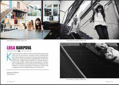 """Международный журнал Magazine 43 из Гонконга опубликовал мои снимки из серии """"Амина и Женя"""" Thanks you Michael Vincent Manalo & Martina Marie Manalo _______ #фотографкариповалейла #contemporaryart #contemporaryphotography #moscowphotographer"""