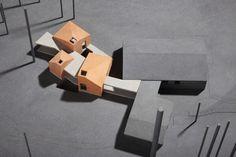 Duggan Morris #Model #Architecture Medd House