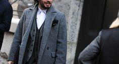 New York Fashion Week Street Style: Part VIII - Four Pins