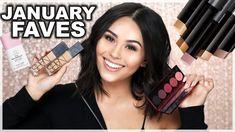 JANUARY BEAUTY FAVORITES 2018 | Roxette Arisa - YouTube