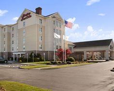 Hampton Inn & Suites Providence/Warwick-Airport Hotel, RI - Hotel Exterior
