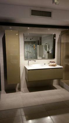 Vitra istanbul washbasin unit in mineralcast designed by ross lovegrove