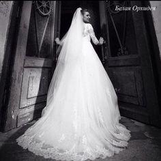Наша неотразимая и стильная невеста в платье Lavern's #litebydominiss #dominiss #dominiss2016