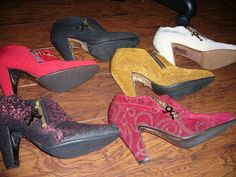 Prince's signature heels....