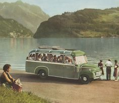 Vintage Summer Photography | Photo Time Warp: Opel celebrates the Summer - Autoblog