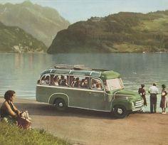 Vintage Summer Photography | Photo Time Warp: Opel celebrates the Summer - Autoblog