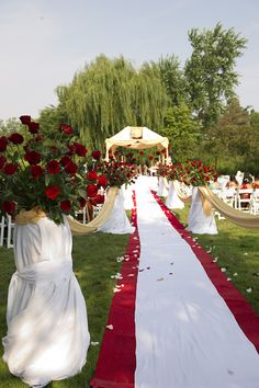 West Gardens Ceremony - Photo courtesy of NEWIMAGEPHOTOGRAPHY.COM