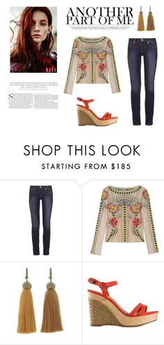 """Untitled #114"" by sieratrujillo on Polyvore featuring Tory Burch, Temperley London and Lanvin"