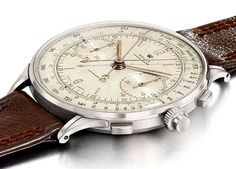 A reference 4113 signed Rolex, Chronographe, Antimagnetique, manufactured in 1942. Auctioned for $1,163,340