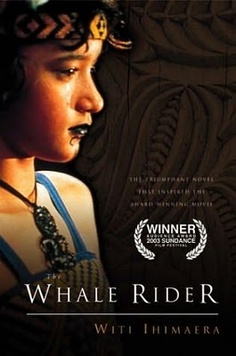 Whale Rider  I shed a tear a few times during this. Masterful performance by Keisha Castle-Hughes