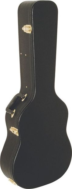 Hard guitar case, so that people can throw money in it when they walk by on the street ;)