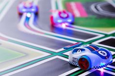 Cannybots: Seriously cool new app-enabled car racing toy with programming and coding possibilities built in for kids.