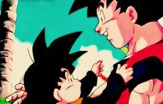 Goku and Goten ^.^ ♡