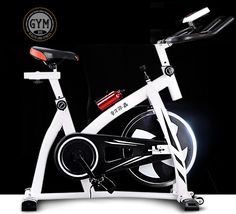 Home Exercise Bike/Cycle Gym Magnetic Trainer Cardio Fitness Workout Pro Machine #UniClick