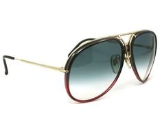 PORSCHE DESIGN X CARRERA VINTAGE SUNGLASSES