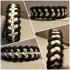 #paracord #paracordbracelet #bellyfishtail #paracordstitching #paracordstitched #stitching