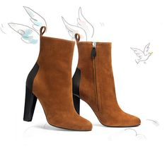 Hermes Boots FEMME
