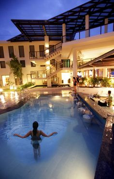 Top Luxury Hotels with Spa: Discovery Shores Boracay, Boracay Island - Philippin. Philippine Holidays, Boracay Island, Luxury Hotels, Hotel Spa, Philippines, Discovery, Mansions, House Styles, Destinations