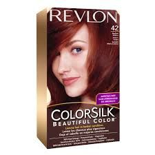 auburn hair- closest boxed color Ive found yet to my natural hair.