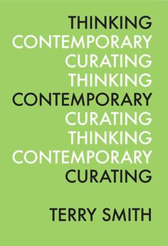 Thinking Contemporary Curating - Shop - Independent Curators International