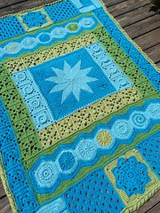 Ravelry: Deco'Ghan pattern by Julie Yeager