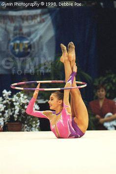 Las 23 mejores imágenes de Rythmic gymnastics | Gimnasio