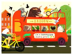App Book Collaboration - Sarah Edmonds Illustration
