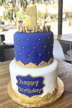 Gourmet Cupcakes and Custom Cakes for Your Special Occasion Prince Birthday, Boy First Birthday, First Birthday Parties, Birthday Cake, Ash Blonde, Blonde Hair, Prince Cake, Colorful Birthday Party, Crown Cake