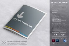 Proposal Contract & Invoice by Andre28 on @creativemarket