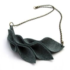How to Make Easy Leather Necklace Tutorials ~ The Beading Gem's Journal