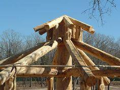 Octogonal Gazebo-the roof