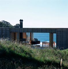 Coromandel Bach by Crosson Clarke Carnachan Architects |