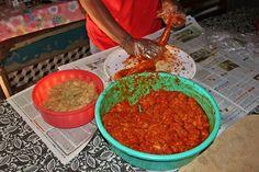 Sem Título (Temporariamente): Chouriço goês à moda da família Sena   Goan Sausage