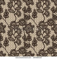 texture background brown lace - Google Search