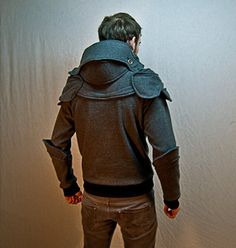 Knight Armored Hoodie2
