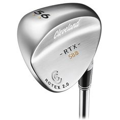 Cleveland Golf Cleveland 588 RTX 2.0 Tour Satin Wedge The legendary performance of 588 with our most advanced spin technology and more control. For those seeking a tour proven design 588 RTX 2.0s progressively varied sole designs make them more versatile http://www.MightGet.com/january-2017-11/cleveland-golf-cleveland-588-rtx-2-0-tour-satin-wedge.asp