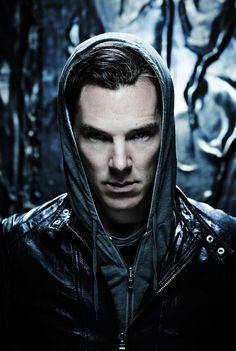 So hot! Benedict Cumberbatch