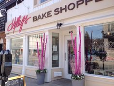Kelly's Bake Shoppe - Our beautiful bakery